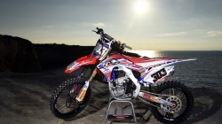 CRF 250 R'16 – Forato #303