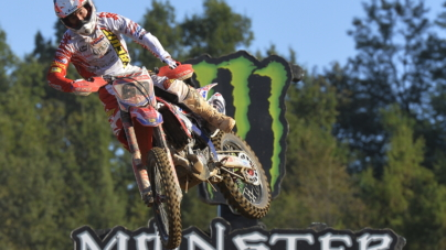 MOTOCROSS OF NATIONS 2016  IL TEAM HONDA REDMOTO IN SUPPORTO DI YAMAMOTO