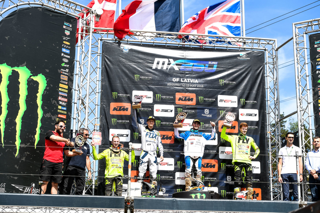 MXGP OF LATVIA