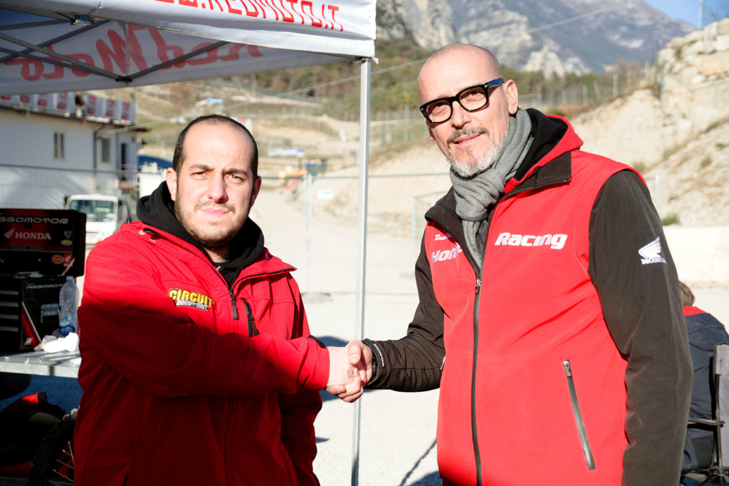Circuit Equipment e Team Honda RedMoto Assomotor insieme nel 2019