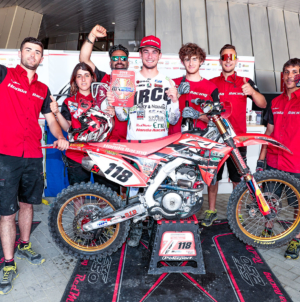 MOTOCROSS WORLD CHAMPIONSHIP GP RUSSIA