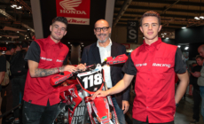 HONDA RACING ASSOMOTOR LINE-UP MX2 2020