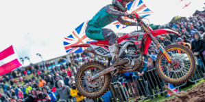 MOTOCROSS WORLD CHAMPIONSHIP GP of GREAT BRITAIN
